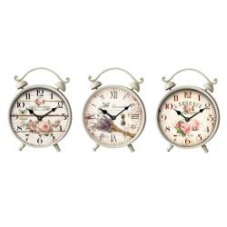 3/A 16cm iron table clock