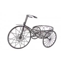 ***Black tricycle