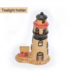 LIGHT HOUSE T- LIGHT HOLDER