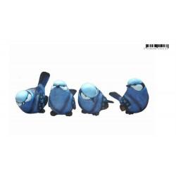 ***4/A Blue Bird -Large