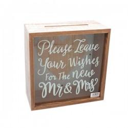 MR & MRS WISH BOX