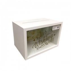WEDDING WISHING BOX