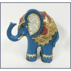 BLUE ELEPHANT - LARGE