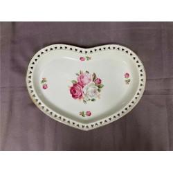 Ceramic Plate - HEART
