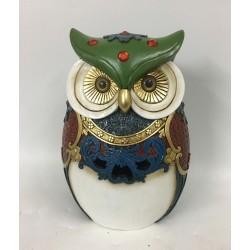 COLOURFUL OWL - LARGE