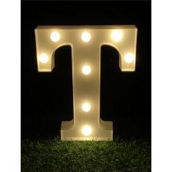 "LED LIGHT UP LETTER""T"""