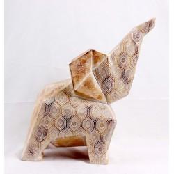 GEOMETIRC ELEPHANT