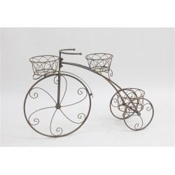 METAL BICYCLE PLANT HOLDER