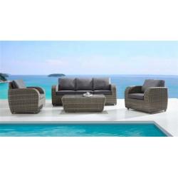 ***Buffalo - 4pc Lounge Setting