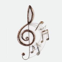 METAL MUSICAL SIGN WALL DéCOR