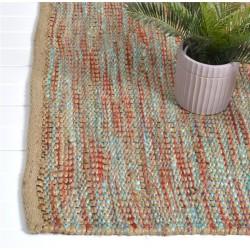 Jute/Acrylic carpet rug 200x300