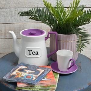 Napkin & Teaware